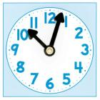 Small Clock Dial Cover Image