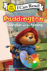 The Adventures of Paddington: Paddington and the Painting (My First I Can Read) Cover Image