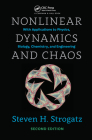 Nonlinear Dynamics and Chaos: With Applications to Physics, Biology, Chemistry, and Engineering, Second Edition Cover Image