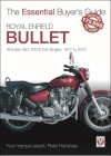 Royal Enfield Bullet: All Indian 350, 500 & 535 Singles, 1977 to 2015 (The Essential Buyer's Guide) Cover Image