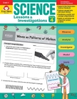 Science Lessons and Investigations, Grade 4 Cover Image