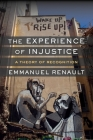 The Experience of Injustice: A Theory of Recognition (New Directions in Critical Theory #70) Cover Image