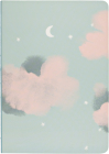 Twilight Amazing A5 Notebook with Dot Grid Pages and Lay Flat Technology Cover Image