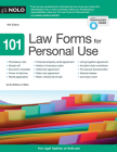 101 Law Forms for Personal Use Cover Image