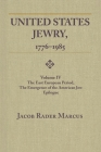 United States Jewry, 1776-1985: Volume 4, the East European Period, the Emergence of the American Jew Epilogue Cover Image