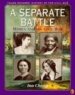 A Separate Battle: Women and the Civil War Cover Image