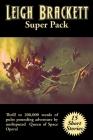 Leigh Brackett Super Pack Cover Image