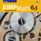 Jump Math AP Book 6.1: Us Common Core Edition Cover Image