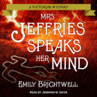 Mrs. Jeffries Speaks Her Mind Cover Image