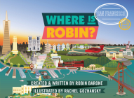Where Is Robin? San Francisco Cover Image