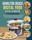 Hamilton Beach Digital Food Steamer Cookbook Cover Image