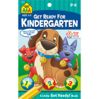 Get Ready for Kindergarten! Little Get Ready! Book Cover Image