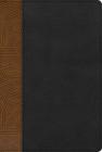RVR 1960 Biblia de Estudio Arcoiris, tostado/negro símil piel Cover Image