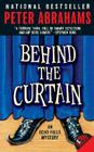 Behind the Curtain (Echo Falls Mystery #2) Cover Image