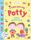 I Can Use My Potty Sticker Reward Book Cover Image