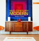 Mid-Century Modern: Interiors, Furniture, Design Details Cover Image