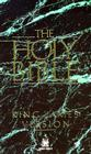 The Holy Bible: King James Version Cover Image