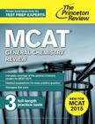 MCAT General Chemistry Review: New for MCAT 2015 Cover Image