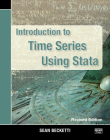Introduction to Time Series Using Stata, Revised Edition Cover Image