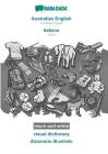 BABADADA black-and-white, Australian English - italiano, visual dictionary - dizionario illustrato: Australian English - Italian, visual dictionary Cover Image