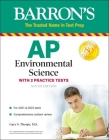 AP Environmental Science: With 2 Practice Tests (Barron's Test Prep) Cover Image