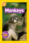 National Geographic Readers: Monkeys Cover Image