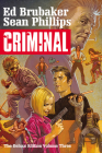 Criminal Deluxe Edition, Volume 3 Cover Image