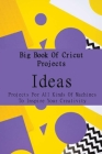 Big Book Of Cricut Projects Ideas: Projects For All Kinds Of Machines To Inspire Your Creativity: Cricut Design Space For Beginners 2020 Cover Image