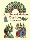 Southeast Asian Designs (Dover Design Library) Cover Image