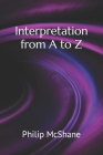 Interpretation from A to Z Cover Image