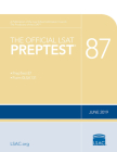 The Official LSAT Preptest 87: (june 2019 Lsat) Cover Image