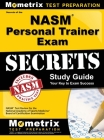 NASM Personal Trainer Exam Study Guide: NASM Test Review for the National Academy of Sports Medicine Board of Certification Examination Cover Image