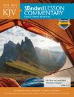 KJV Standard Lesson Commentary® Large Print Edition 2021-2022 Cover Image