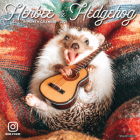 Herbee the Hedgehog 2021 Wall Calendar Cover Image