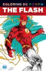 The Flash: An Adult Coloring Book Cover Image