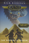 Serpent's Shadow (Kane Chronicles #3) Cover Image