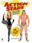Action Stars Paper Dolls Cover Image
