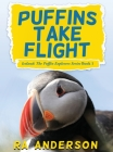 Puffins Take Flight Cover Image