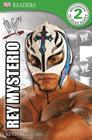 DK Reader Level 2 Wwe: Rey Mysterio Cover Image