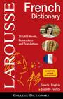 Larousse College Dictionary French-English/English-French Cover Image