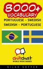 8000+ Portuguese - Swedish Swedish - Portuguese Vocabulary Cover Image