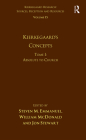 Volume 15, Tome I: Kierkegaard's Concepts: Absolute to Church (Kierkegaard Research: Sources) Cover Image