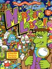 Monsters on the Loose!: A Seek and Solve Mystery! Cover Image
