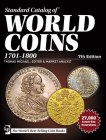 Standard Catalog of World Coins, 1701-1800 Cover Image