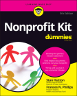 Nonprofit Kit for Dummies (For Dummies (Lifestyle)) Cover Image