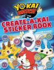YO-KAI WATCH: Create-a-kai Sticker Book Cover Image