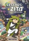 Legends of Zita the Spacegirl Cover Image