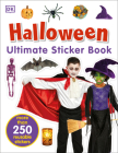 Ultimate Sticker Book Halloween Cover Image