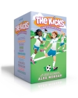 The Kicks Complete Collection: Saving the Team; Sabotage Season; Win or Lose; Hat Trick; Shaken Up; Settle the Score; Under Pressure; In the Zone; Choosing Sides; Switching Goals; Homecoming; Fans in the Stands Cover Image