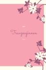Der Trauzeuginnen Planer: Geschenk für die Trauzeugin für die Vorbereitungen der Hochzeit und des Junggesellenabschiedes I Willst du meine Trauz Cover Image